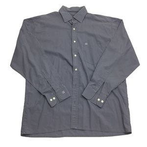 Givenchy Men's Button Up Dress Shirt Sz M/L Mea.